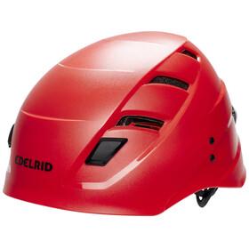 Edelrid Zodiac Kask czerwony